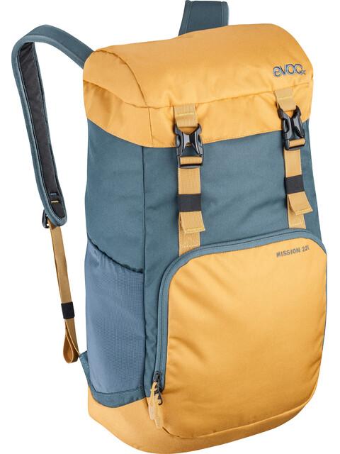 EVOC Mission Backpack 22l yellow